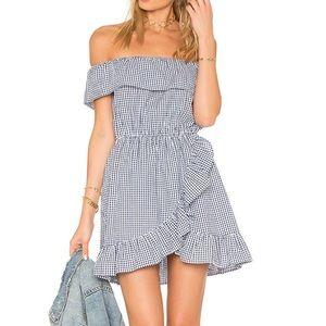 Lovers + Friends X Revolve Dazzling Mini Dress NWT